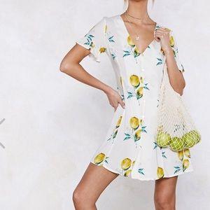 Love and lemons sundress-M